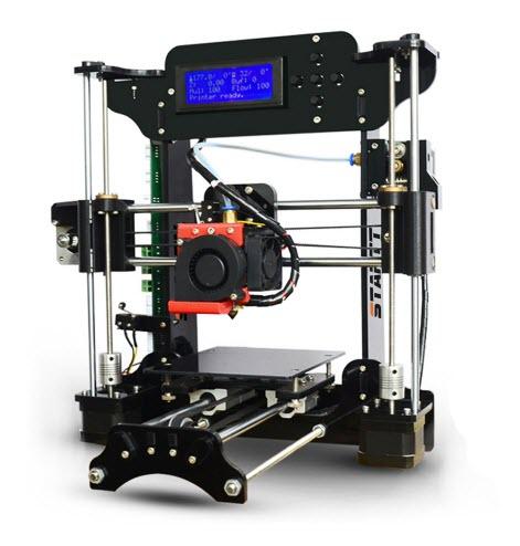 máquina impressão 3D FDM